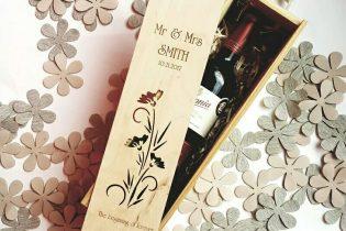 Hộp đựng rượu Smith
