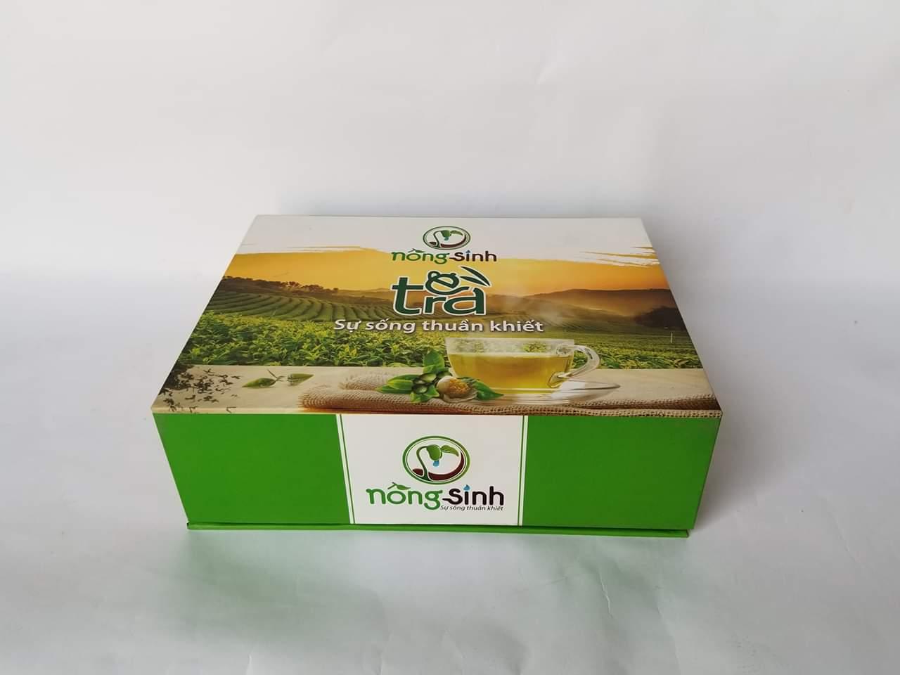 Hộp trà Nông Sinh