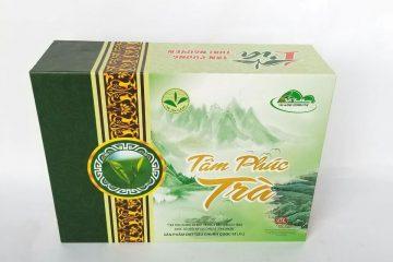 Hộp trà Tâm Phúc